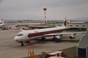 タイ国際航空 DC-8-63
