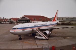 大韓航空 A300B2