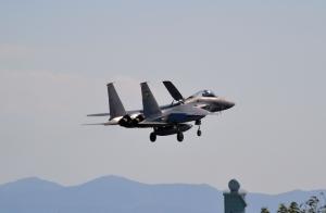 F-15J タッチダウン!!