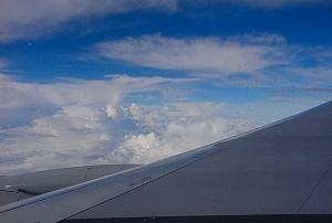 大空の雲たち
