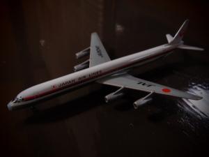 StarJets JAL DC-8-61 1:500