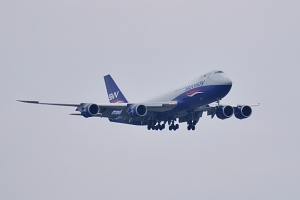 Silk Way West Airlines B747-83QF