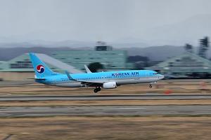 大韓航空B737-800