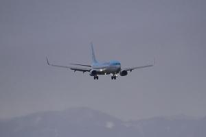 大韓航空B737-8B5