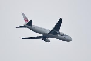 JAL B767-346