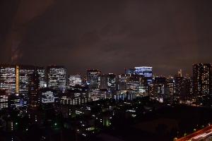 天王洲の夜景