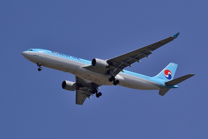 GW限定 大韓航空A330-300