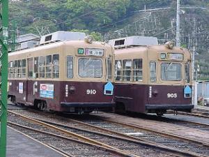 もと大阪市電2600形