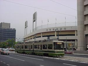 広島電鉄3900形