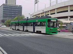 広島電鉄3950形