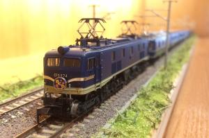 EF58牽引 20系『さくら』